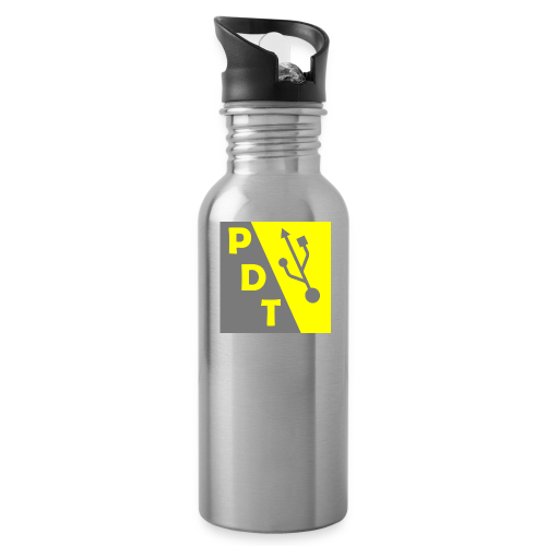PDT Logo - Water Bottle
