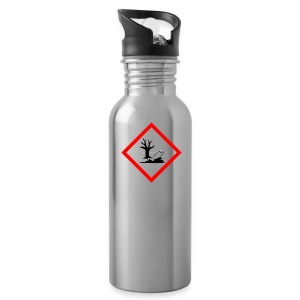 danger for the environment - Water Bottle