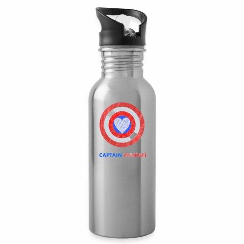 CAPTAIN MAMAN - Water Bottle