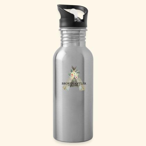 BROKEN ANTLER 2 - Water Bottle
