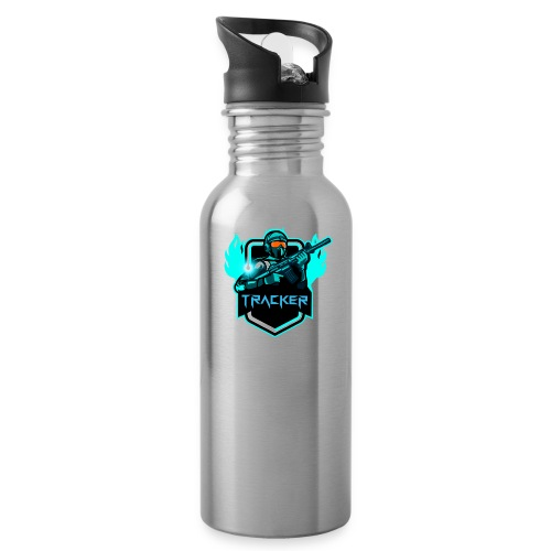 TrackerYT Merch - Water Bottle