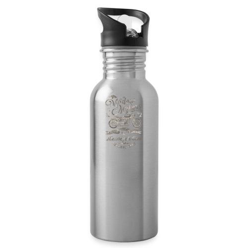 Vintage Motorcycle Club - Water Bottle