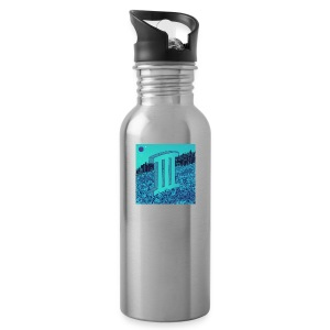Currensy PilotTalk3 Artwork - Water Bottle