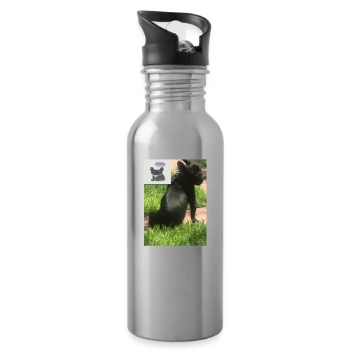 french bulldog - Water Bottle