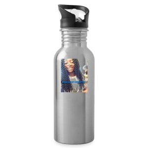 haters want to b me - Water Bottle