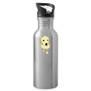 Golden Retriever puppy - Water Bottle