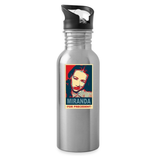 Miranda Sings Miranda For Precedent - Water Bottle