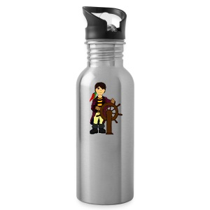 Alex the Great - Pirate - Water Bottle