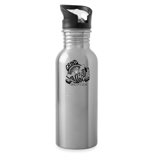 GrindTime Empire - Water Bottle