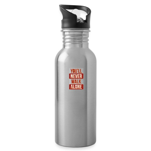 liverpool fc ynwa - Water Bottle