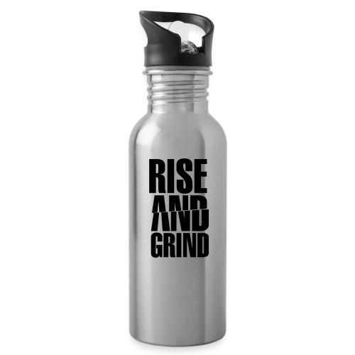 Rise & Grind - Water Bottle