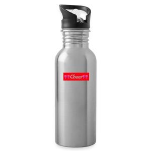 Cheer Merchandise - Water Bottle