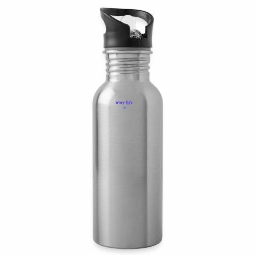 wavy3 - Water Bottle