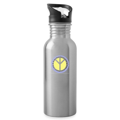 MHU Make Living Great Again - Water Bottle