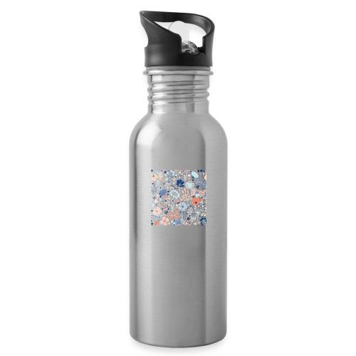 flowers - Water Bottle