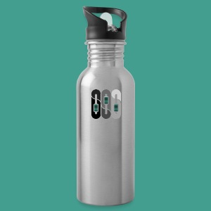 Silverman Sound Studios Logo - Water Bottle