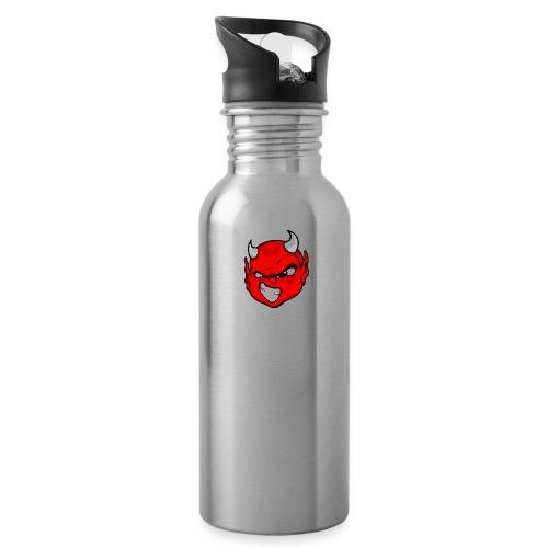 Rebelleart devil - Water Bottle