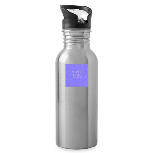 I'M SUPER COOL - AdamNation - Water Bottle