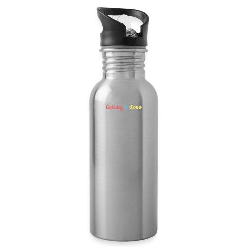 Getting It Done - Water Bottle