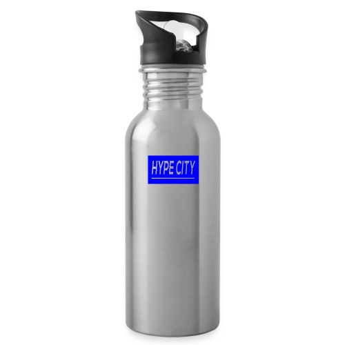 HypeCityLogo - Water Bottle