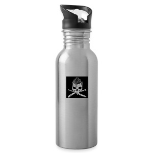Greaser skull - Water Bottle