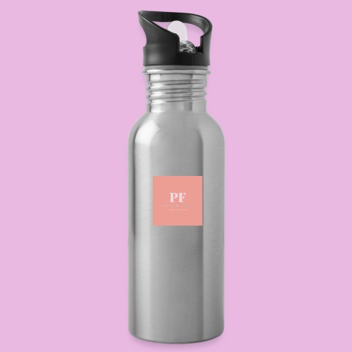 Pink Flamingo - Water Bottle