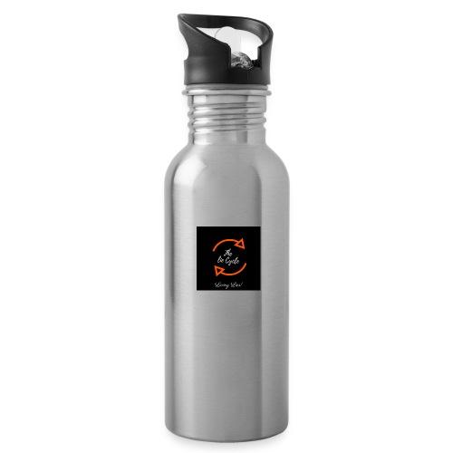my logo - Water Bottle