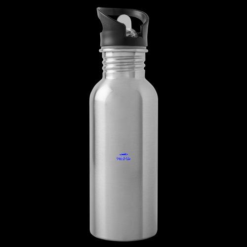 Blue 94th mile - Water Bottle
