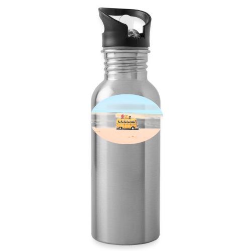 Noosa Car Beach - Water Bottle