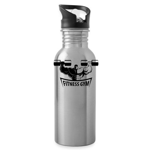 Fitness Gym Muscled Bodybuilding Dumbbells - Water Bottle