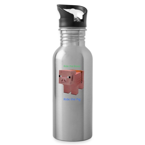 Pig Beast - Water Bottle