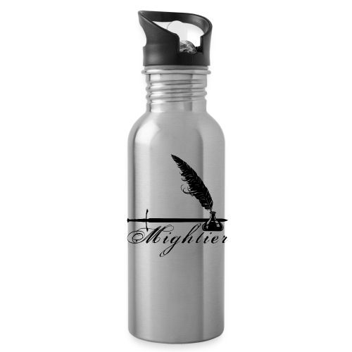 mightier - Water Bottle