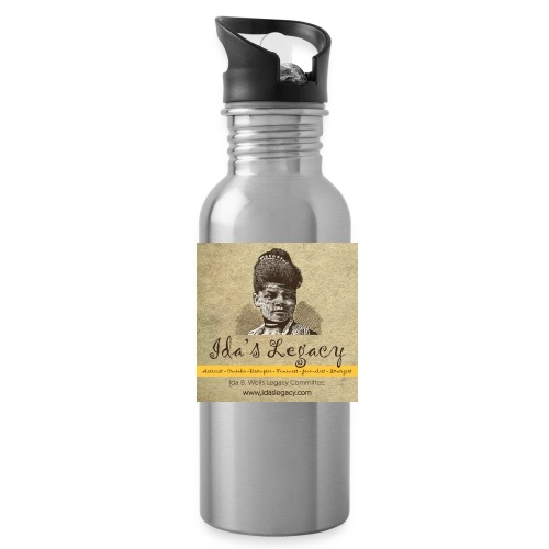 Ida's Legacy Full Color Art - Water Bottle