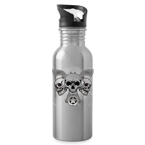 Skulls - Water Bottle