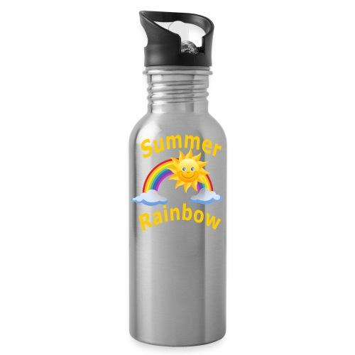 Summer Rainbow - Water Bottle