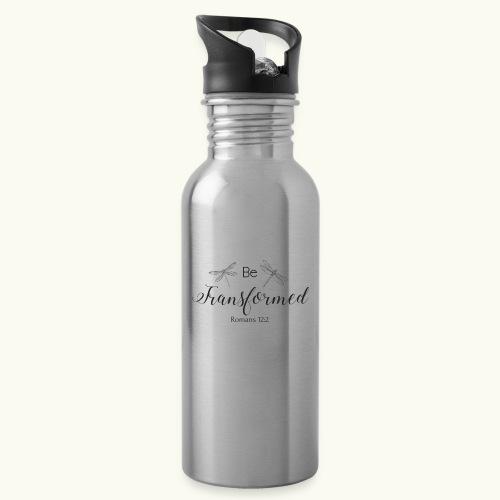 Be Transformed Shop - Water Bottle
