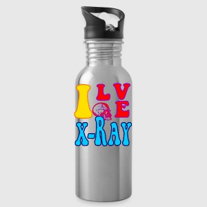I Love X-Ray - Water Bottle
