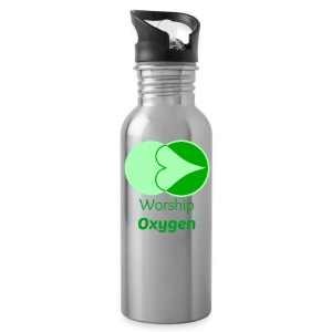 Worship Oxygen - Water Bottle