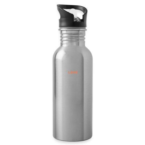 Faith Love Grace (Bold) - Water Bottle