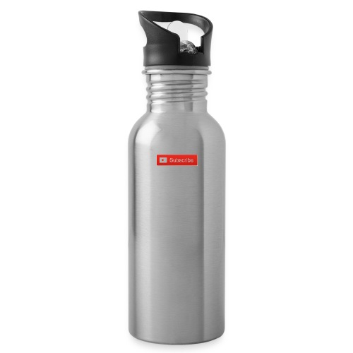 YOUTUBE SUBSCRIBE - Water Bottle