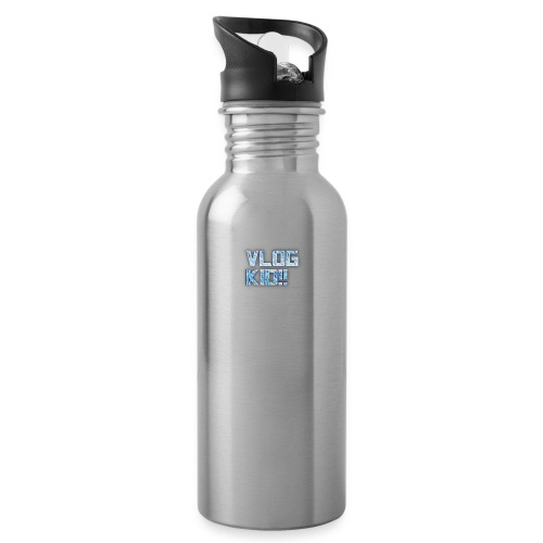 Vlog Kid - Water Bottle