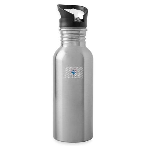 Charity Logo - Water Bottle