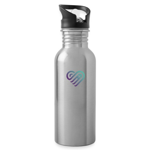 DiscoverCorp Icon High square - Water Bottle
