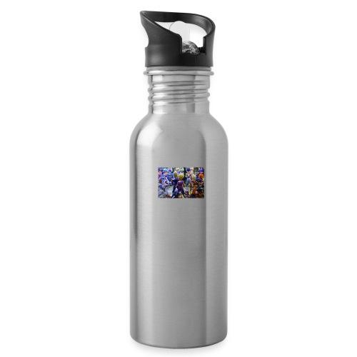 cartoons - Water Bottle