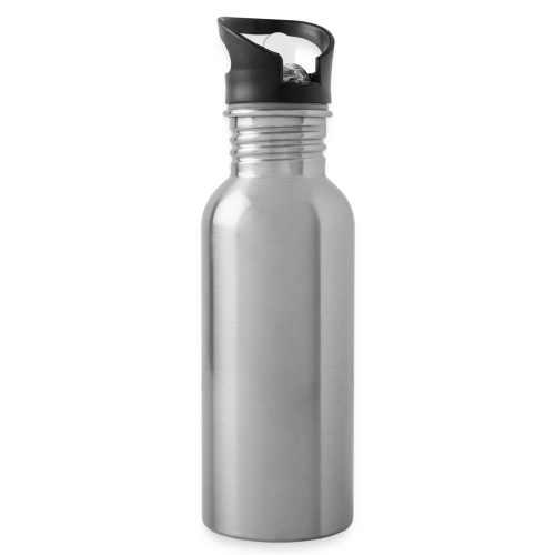 1TeamHealth White - Water Bottle