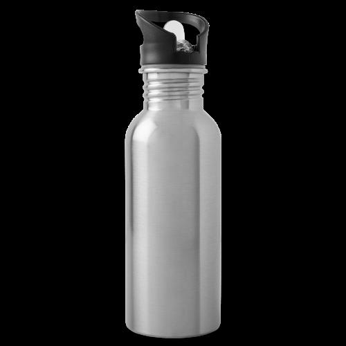 1TeamHealth White - Water Bottle