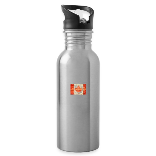 Canada flag - Water Bottle