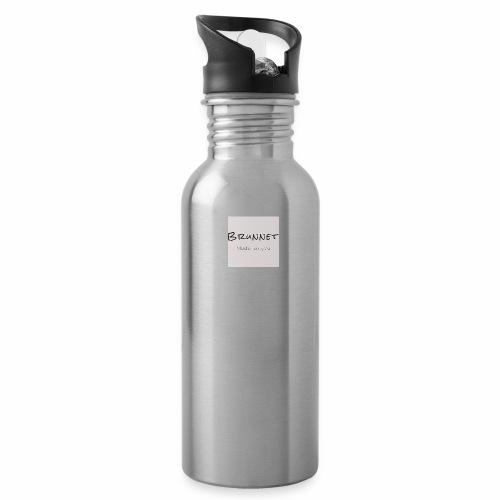Brunnet pink edition - Water Bottle