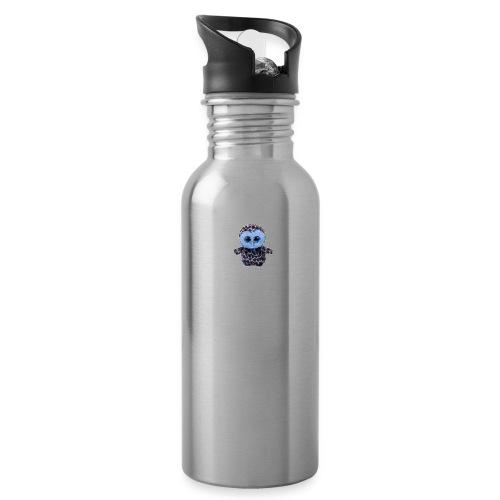 blue_hootie - Water Bottle