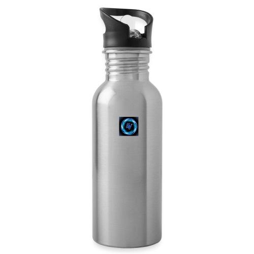 MY YOUTUBE LOGO 3 - Water Bottle